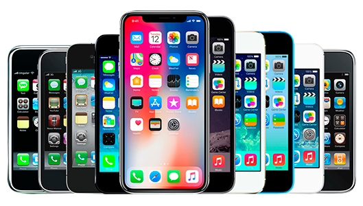 All-iphone-models-screen-repairs-ballarat